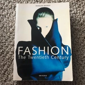 Fashion The Twentieth Century by Francois Baudot